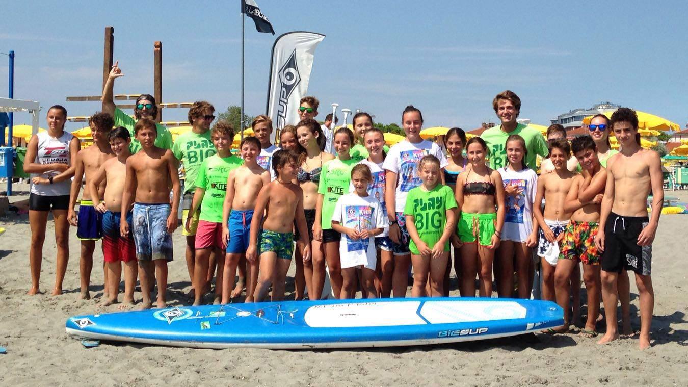beach sport camp