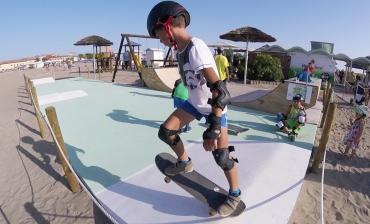 Skateboarding School